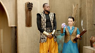 Jamillah And Aladdin - Series 2: 3. Genie Inspector