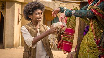 Jamillah And Aladdin - Series 2: 4. Aladdin Saves His Chicken