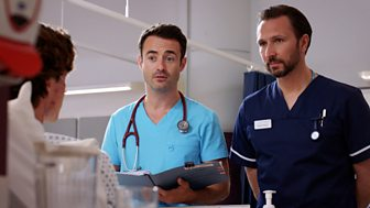 Holby City - Series 18: 47. Protect And Serve