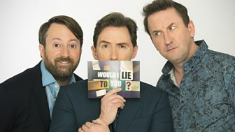 Would I Lie To You? - Series 10: 9. The Unseen Bits