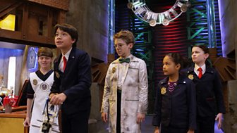 Odd Squad - 73. There Might Be Dragons