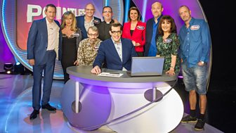 Pointless Celebrities - Series 9: 8. Special 3