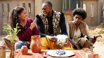 Jamillah And Aladdin - Series 2: 18. Jamillah's Dream Soup