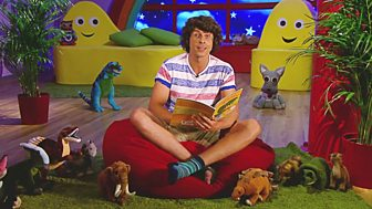 Cbeebies Bedtime Stories - 552. Oddsockosaurus