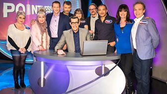 Pointless Celebrities - Series 10: 4. Comedies