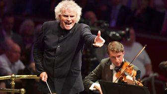 Bbc Proms - 2016: Simon Rattle Conducts The Berlin Philharmonic