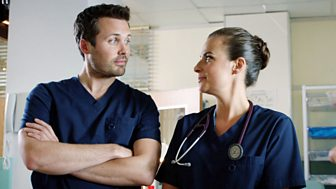 Holby City - Series 18: 49. Say A Little Prayer