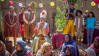 Jamillah And Aladdin - Series 2: 20. Jafar's Return