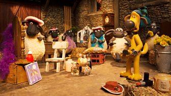Shaun The Sheep - Series 5: 6. Babysitter Bitzer