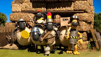 Shaun The Sheep - Series 5: 9. Timmy And The Dragon