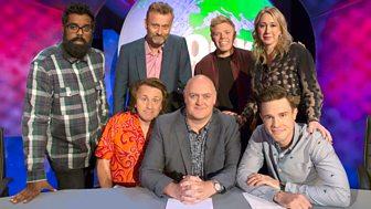 Mock The Week - Series 15: Episode 7