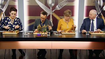 Great British Menu - Series 11: 10. South West Judging