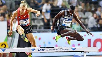 Athletics: Iaaf Diamond League - 2016: Brussels: Highlights