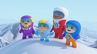 Go Jetters - Series 1: 30. Mount Everest, Asia