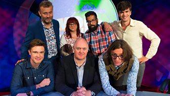Mock The Week - Series 15: Episode 8