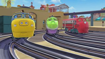 Chuggington - Series 1 - Wilson And The Wild Wind