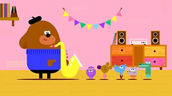 Hey Duggee - Series 2: 1. The Making Music Badge