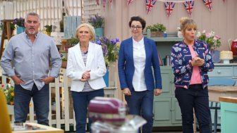 The Great British Bake Off - Series 7: 5. Pastry Week