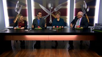 Great British Menu - Series 11: 20. Wales Judging