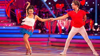 Strictly Come Dancing - Series 14: Week 1, Show 2
