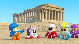 Go Jetters - Series 1: 34. The Parthenon, Greece
