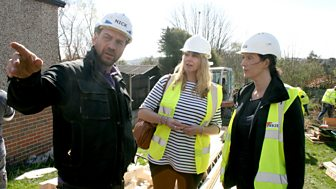 Diy Sos - Series 27: 4. The Big Build - Derby