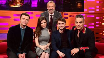 The Graham Norton Show - Series 20: Episode 1