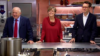 Great British Menu - Series 11: 25. Central Judging