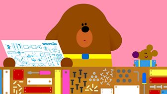 Hey Duggee - Series 2: 12. The Teamwork Badge