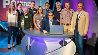 Pointless Celebrities - Series 10: 10. Outdoors