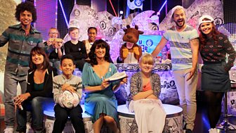 Blue Peter - Doodles, Deer And Dropping Beat