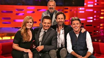 The Graham Norton Show - Series 20: Episode 3