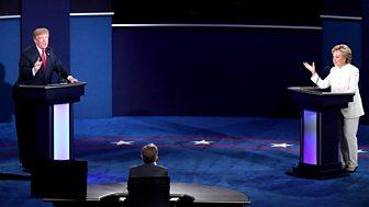 Us Presidential Debates - 2016: Final Debate Highlights