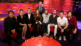 The Graham Norton Show - Series 20: Episode 4