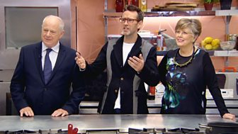 Great British Menu - Series 11: 40. Northern Ireland Judging