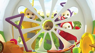 Teletubbies - Series 1: 60. Inside Outside