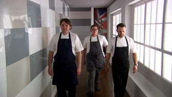 Great British Menu - Series 11: Finals Starter