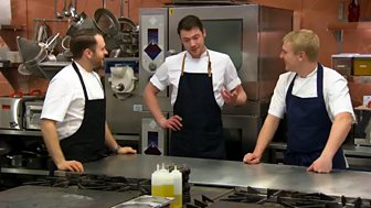 Great British Menu - Series 11: Finals Fish