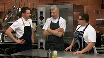 Great British Menu - Series 11: Finals Main