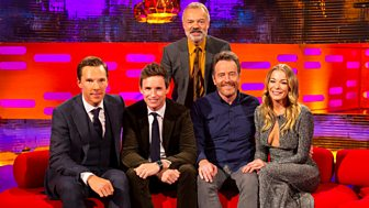 The Graham Norton Show - Series 20: Episode 5