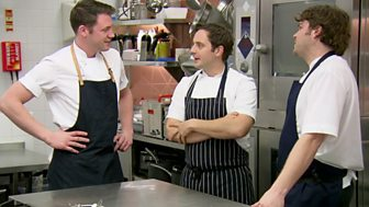 Great British Menu - Series 11: Finals Dessert