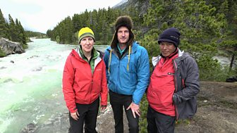 Operation Gold Rush With Dan Snow - 2. Lakes And Rivers