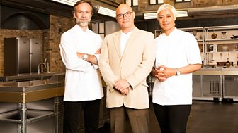 Masterchef: The Professionals - Series 9: Episode 3