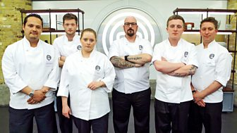 Masterchef: The Professionals - Series 9: Episode 1