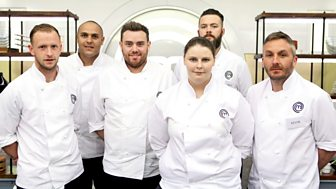 Masterchef: The Professionals - Series 9: Episode 2