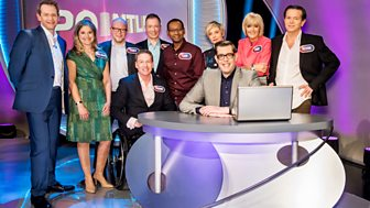 Pointless Celebrities - Series 10: 13. Journalists