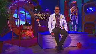 Cbeebies Bedtime Stories - 557. Four Silly Skeletons