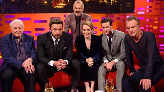 The Graham Norton Show - Series 20: Episode 6