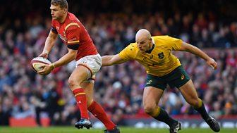 Rugby Union - 2016/2017: Wales V Australia