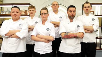 Masterchef: The Professionals - Series 9: Episode 4